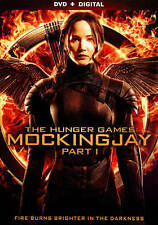 NEW The Hunger Games: Mockingjay, Part 1 DVD (Jennifer Lawrence,Josh Hutcherson)
