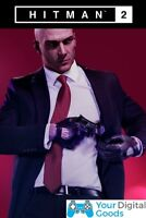 Hitman 2 PC Game 2018 [BRAND NEW STEAM KEY]