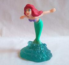 1989 vintage Disney THE LITTLE MARMAID ARIEL PVC Applause figure