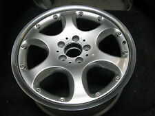 """18"""" OEM FACTORY MERCEDES S CLASS 220 S430 S600 WHEEL RIM 65271 RECONDITIONED"""