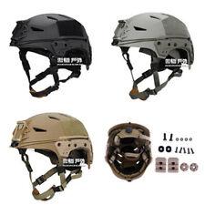 FMA MIC BUMP TPU Tactical EXF Wendy LTP Helmet Combat Riding Hunting Helmet Hats