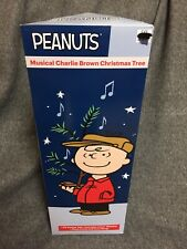 Charlie Brown Music Tree PEANUTS CHRISTMAS HOLIDAY CLASSIC TV MOVIE SHOW NEW!!!!