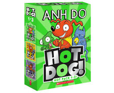 Hotdog Hot Pack 1 to 3 by Anh Do