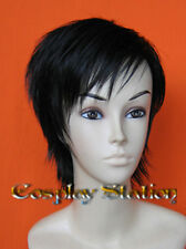 Macross Robotech Rick Hunter Custom Made Cosplay Wig_commission209