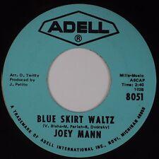 JOEY MANN: Blue Skirt Waltz MICHIGAN Country Pop 45 HEAR
