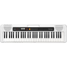 Casio Casiotone CT-S200 61-Key Portable Keyboard w/ 48-Note Polyphony - White
