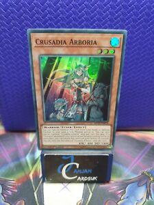 MP19-EN078 Crusadia Arboria Super Rare Mixed Edition Yu-Gi-Oh