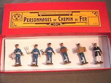 CBG MIGNOT FIGURINE  TRAIN CHEMIN DE FER ECHELLE 0 BTe 1 HORNBY JOUEF MARKLIN