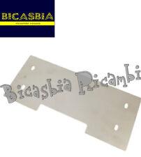 10081 - PIASTRA RINFORZO PEDANA CAVALLETTO VESPA PX 125 150 200 T5 PE - LML 2T