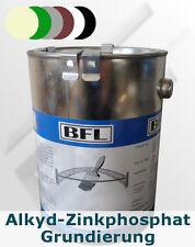 15kg Alkyd-Zinkphosphat-Grund Farbtongruppe 1 haftstarker Rostschutz 7,89 €/kg