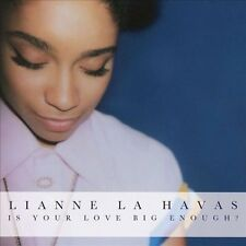 Lianne La Havas Is Your Love Big Enough? [Digipak] CD '12 (SEALED)