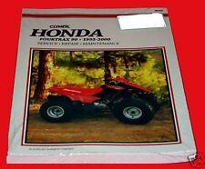 Honda TRX 90 Fourtrax 1993-00 Clymer Shop/Repair Manual