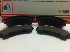 FORD PROBE 2.0 16v 2.5 24v 1994-98 BRAND NEW SET OF FRONT BRAKE PADS