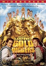 National Lampoon's Gold Diggers (DVD, Region 4) Will Friedle - Brand New, Sealed