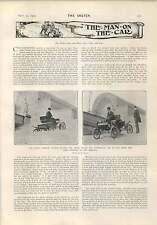 1903 Crystal Palace Record Oldsmobile Pheasant Season Guardian