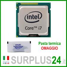 CPU INTEL Core i7-3770 SR0PK 3.40 GHz 8M Socket LGA 1155 Processore i7