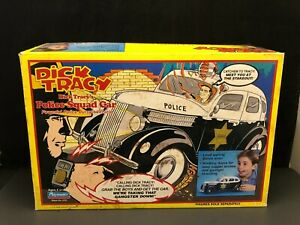 Playmates Dick Tracy's Police Squad Car 5751 NOS (1990)