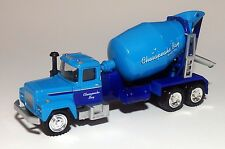 CHESAPEAKE BAY READY MIX CEMENT MIXER   1/43  O scale  On30  On3