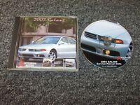 2003 Mitsubishi Galant Shop Service Repair Manual DVD ES DE LS GTZ 2.4L 3.0L V6