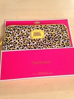 Juicy Couture Ipad Case Leopard Print 1-2-3-4 Gen Tablet Protective NWT RARE!