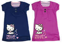 Hello Kitty Kleid Tunika 92 98 104 110 116 122 128 134 Übergang Winter