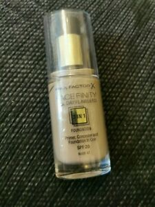 MAX FACTOR Facefinity 3in1 All Day Flawless Foundation 30ml SPF20 Nude