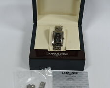 Longines DolceVita Unisex Quartz Watch L5.655.4.76.6