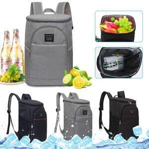 20L Picknick Rücksack Kühltasche Kühlbox Isoliertasche Outdoor Campingtasche