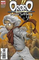 Ororo Before The Storm Comic Issue 1 Modern Age First Print Marvel 2005 Sumerak