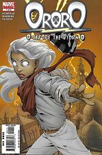 Marvel Ororo Before the Storm comic issue 1