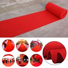 16ft Celebrity Floor Runner Red Carpet Party Wedding Disposable Scene Decoration