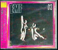 EMF Remixes & Collaborations Japan CD w/obi TOCP-7919