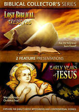 DVD: Biblical Collector's Series: Lost Biblical Stories/The Early Years Of Jesus