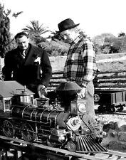 Walt Disney & Salvador Dali 11 x 14 Print    #3843