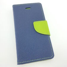 Google Motorola Nexus 6 Quality Leather Flip Wallet Case with Credit Card Slots