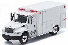 Greenlight 1/64 International Durastar Ambulance Blank White GR8 For Kitbashing!