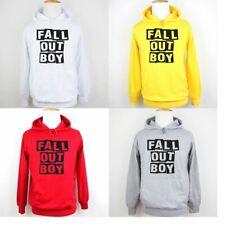 Fall Out Boy Patrick Stump FOB Pattern Couple Hoodie Mens Womens Sweatshirt Tops