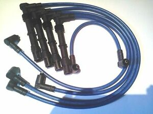 VW Golf Mk3. 2.0 inj.16v Formula Power 10mm Carreras Cable Rendimiento Set FP138