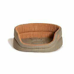 Danish Design Green Tweed Slumber Bed - 30 - 956888