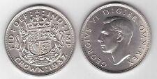 Uk United Kingdom - Silver Crown Au Coin 1937 Year Km#857 George V