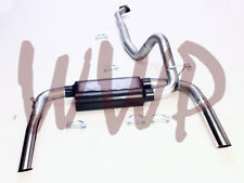 Cat Back Exhaust Muffler System 86-91 Chevy Camaro/Pontiac Firebird 5.0L/5.7L V8