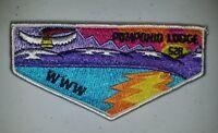 Boy Scout OA 528 Pomoonio Lodge Flap