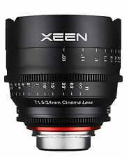 Rokinon XEEN XN24-PL 24mm T1.5 Professional Cine Lens for PL Mount