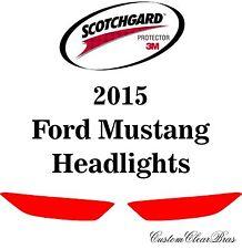 3M Scotchgard Paint Protection Film Clear Bra Pre-Cut Kits 2015 Ford Mustang V6