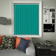 Complete Vitra Teal Blackout Made To Measure Vertical Blind - Best Price