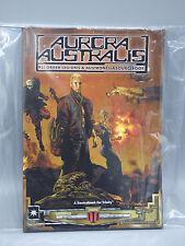 Trinity Universe Aurora Australis  Roleplaying Game Books White Wolf  New WW9006