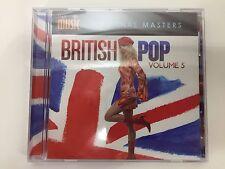 NEW My Music Original Masters British Pop Volume 5 CD TJL Music Free Ship