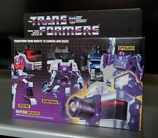 TRANSFORMERS G1 Reissue Reflector Camera SEALED NEW🇺🇸USA SELLER