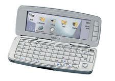 Nokia 9300 Silber Ohne Simlock Original Handy - Sehr Guter Zustand