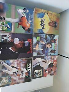 Beckett Baseball Card Guide Lot Of 6 1993